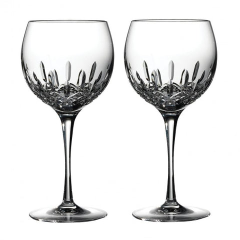 Lismore Essence Balloon Wine, Pair