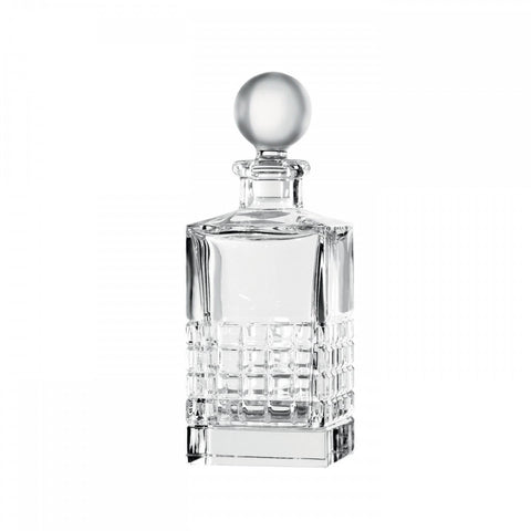 London Square Decanter w/ Stopper