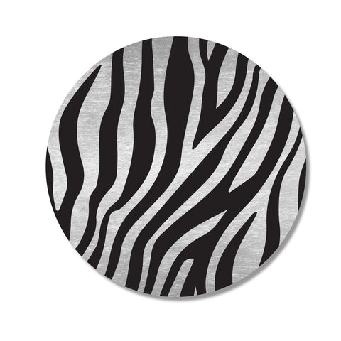 Zebra Print Placemat, Set of 4