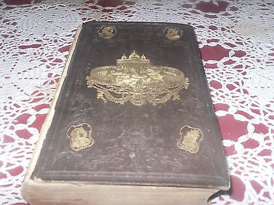 ANTIQUE BOOK HISTORY OF ROMANISM CORRUPTIONS OF CHRISTIANITY JOHN DOWLING 1845 - Back from the dead antiques