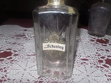 VINTAGE SCHENLEY WHISKEY DECANTER BOTTLE NICE 1960'S