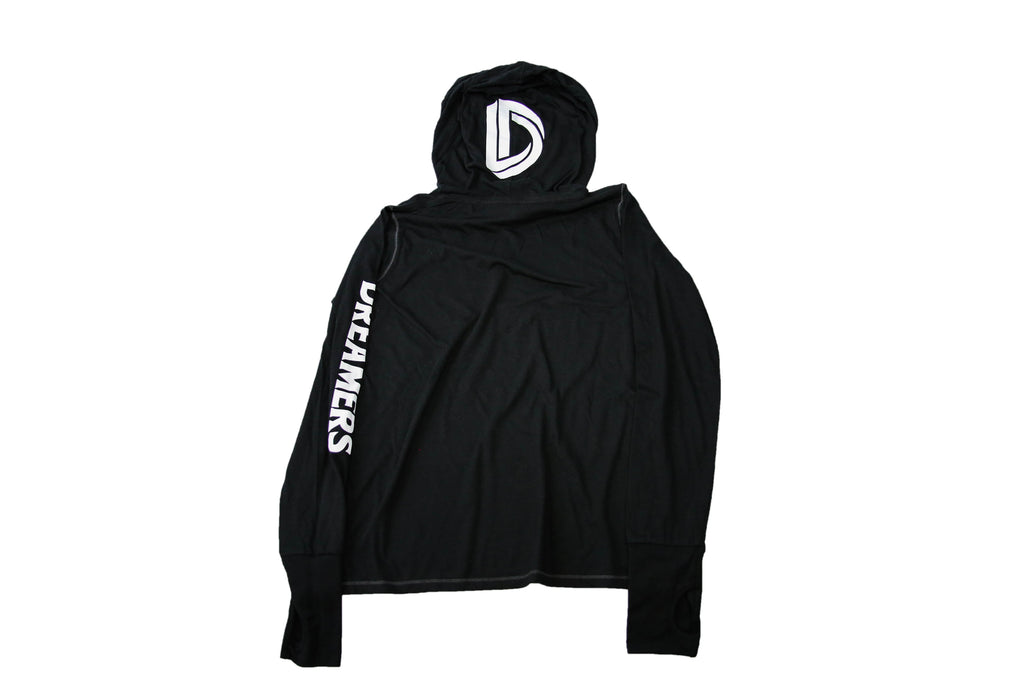 Lightweight Black Hoodie (Youth)