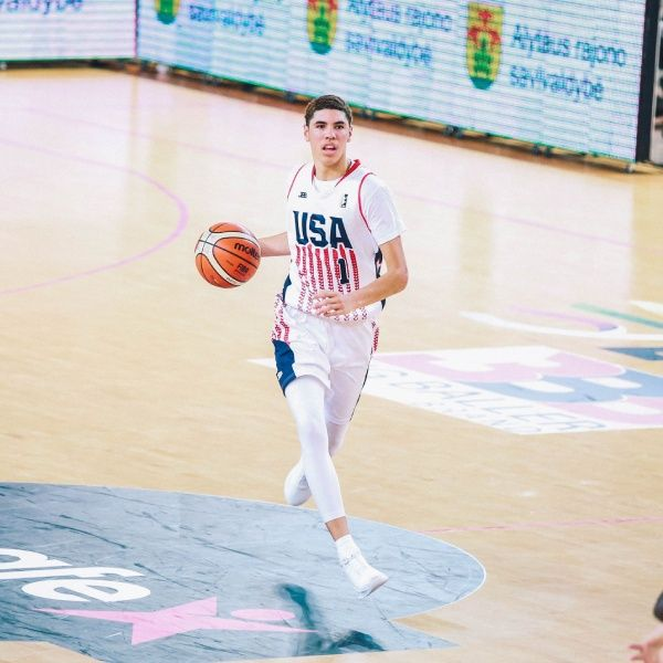 LaMelo Ball | Professional Basketball Player