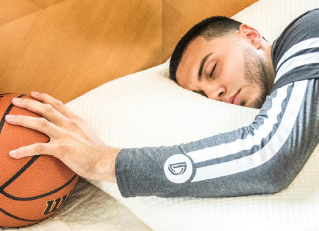 Dreamers Hypersleep Pillow for Athletes