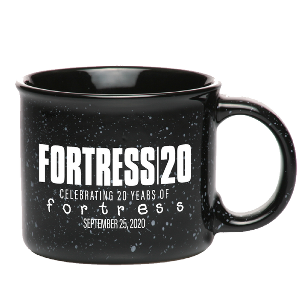 Commemorative Fortress Mug