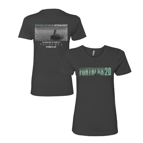 Commemorative Fortress LADIES T-Shirt