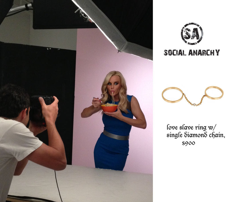 Jenny McCarthy in Social Anarchy
