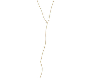 Diamond Cut Two-Ways Lariat
