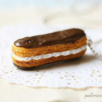 Eclair necklace