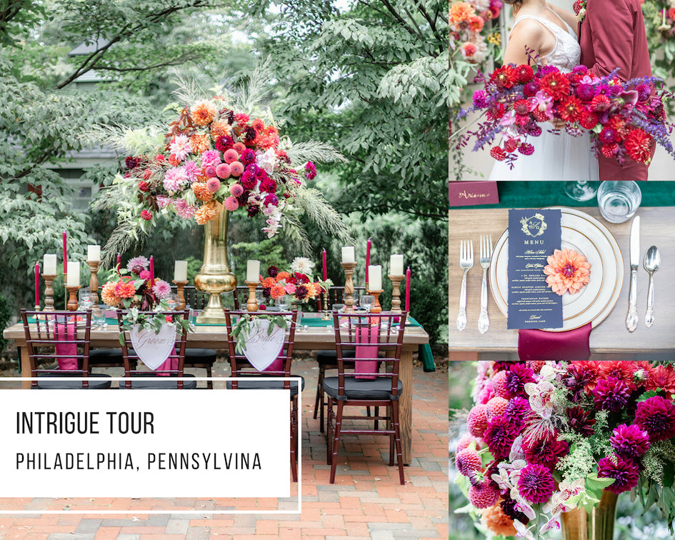 Intrigue Tour: Philadelphia, Pennsylvia