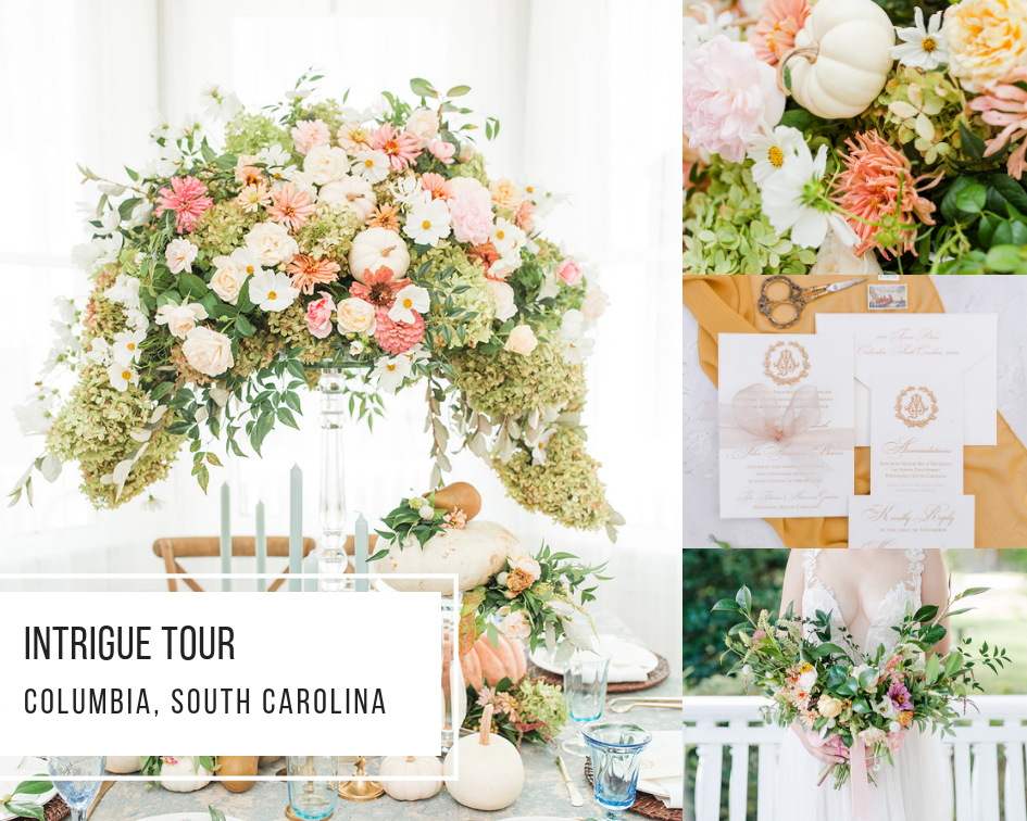 Intrigue Tour: Columbia, South Carolina