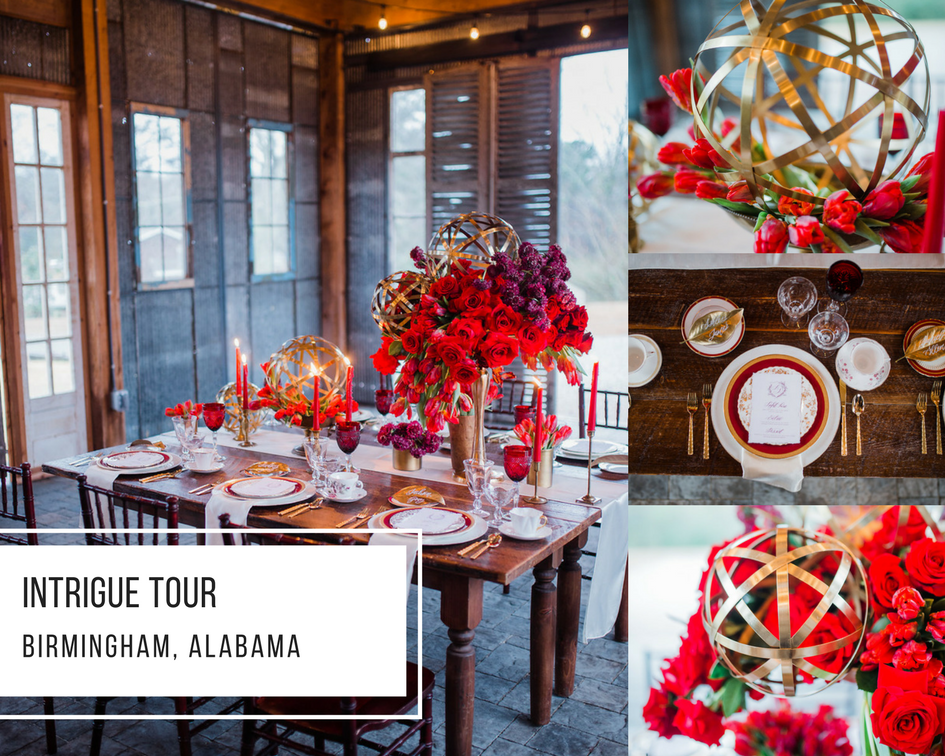 Intrigue Tour: Birmingham, Alabama
