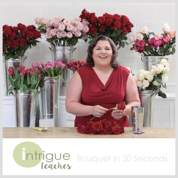 Bouquet in 30 Seconds
