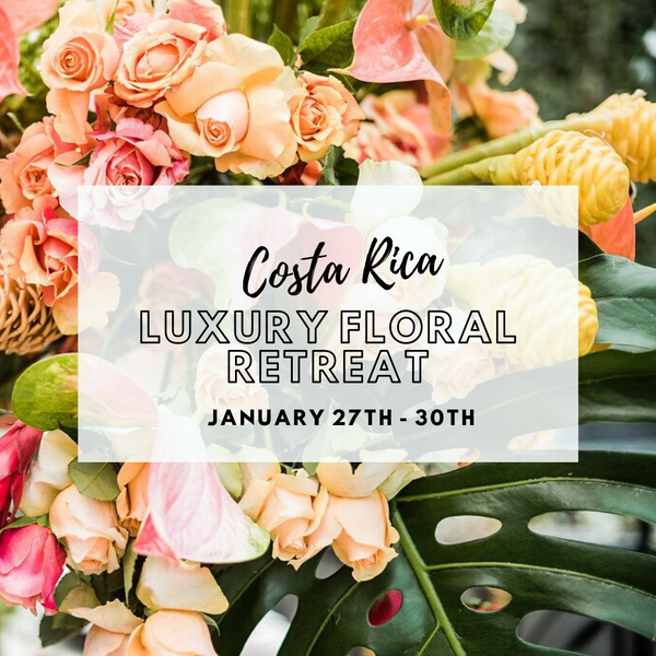 Costa Rica - Luxury Floral Retreat