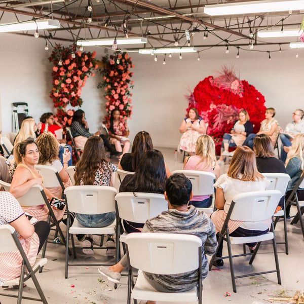 Houston - Workshop: Floral Installation Tour