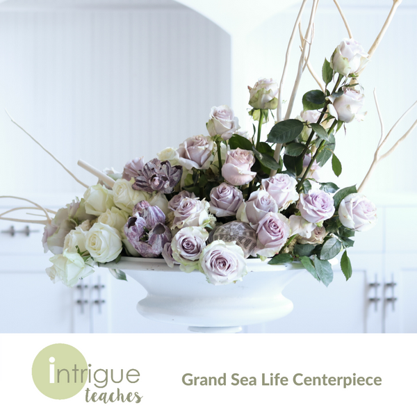 Grand Sea Life Centerpiece