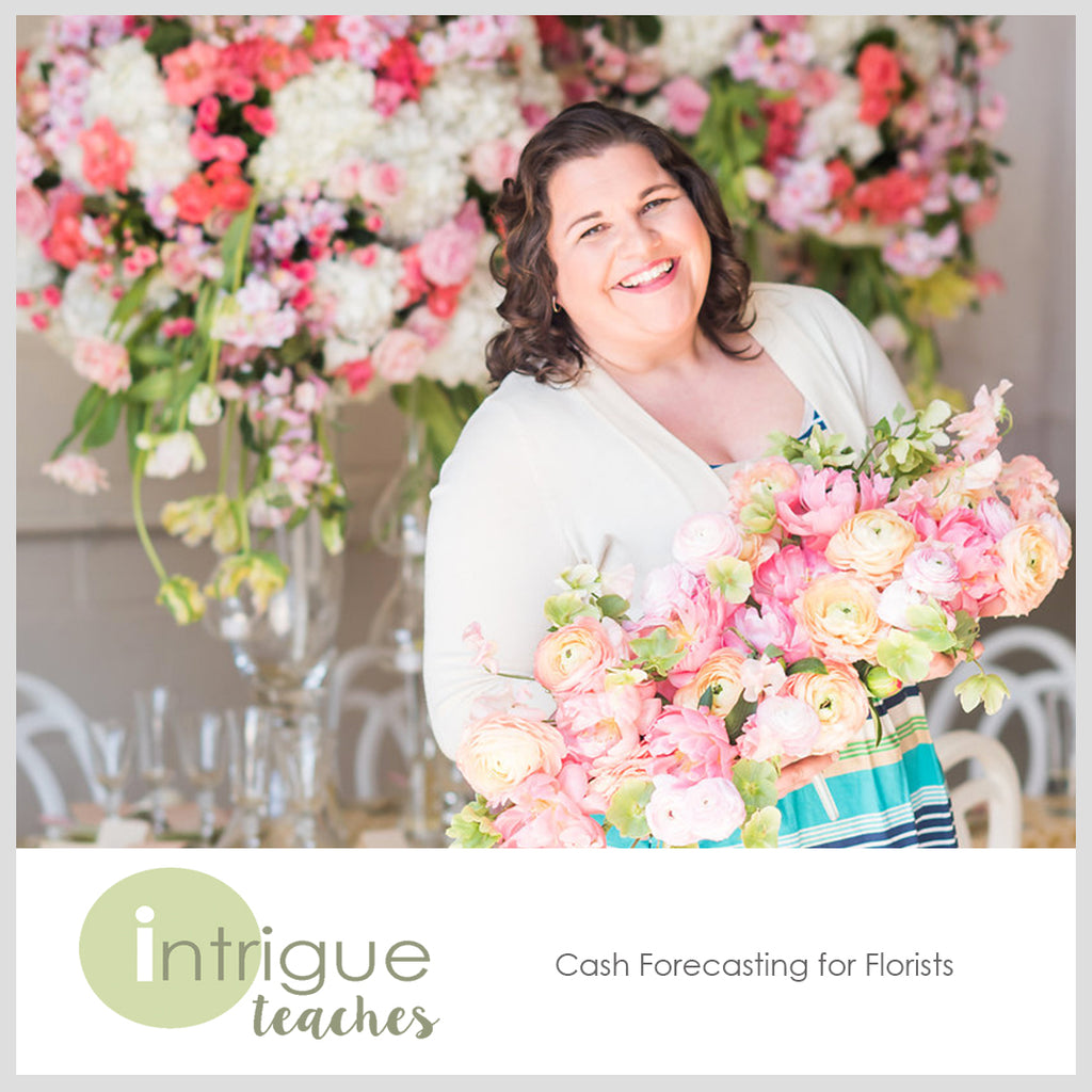 Cash Forecasting for Florists