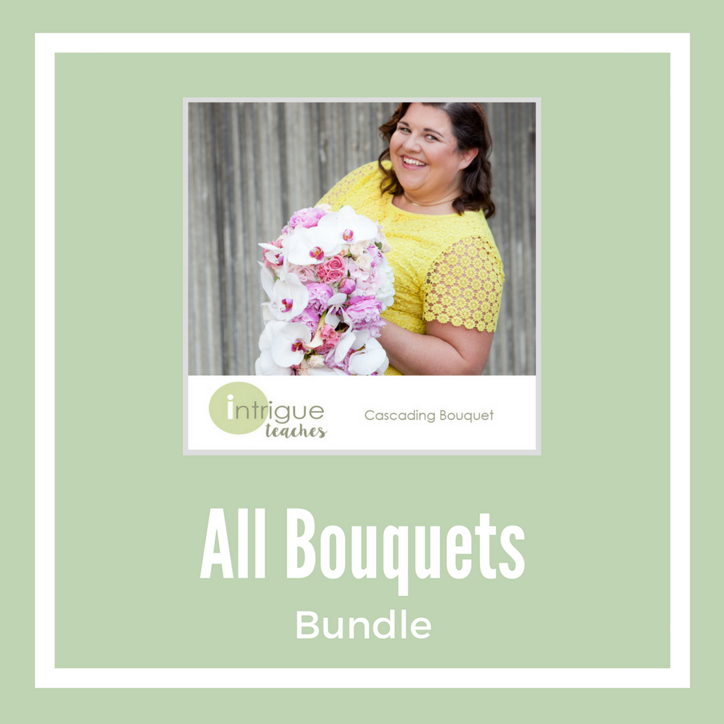 All Bouquet Tutorials