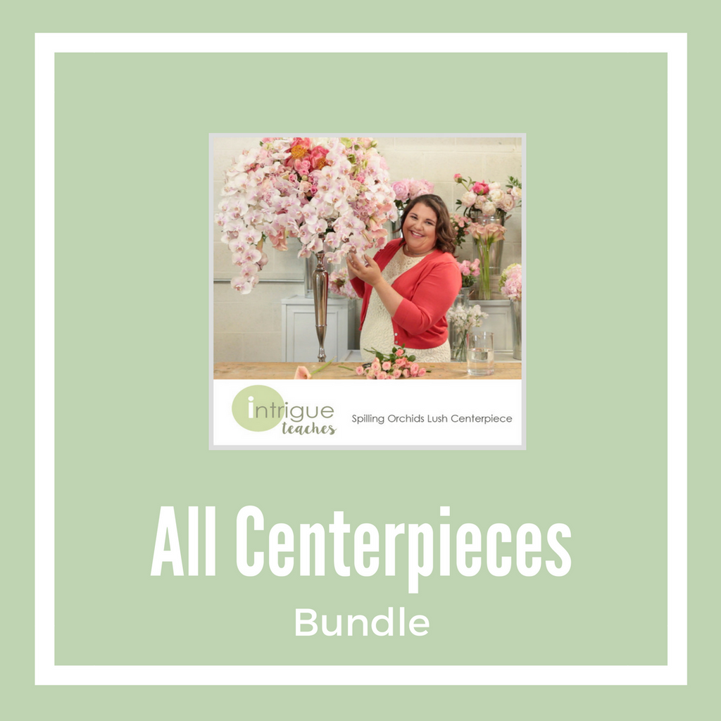 All Centerpiece Tutorials