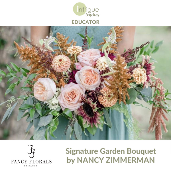 Creating a Signature Bouquet Tutorial