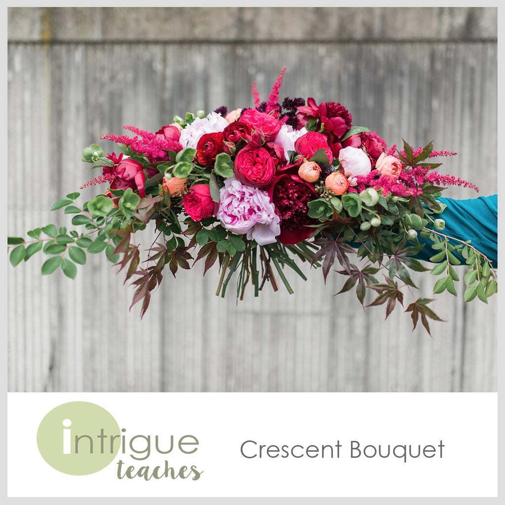 Crescent Bouquet