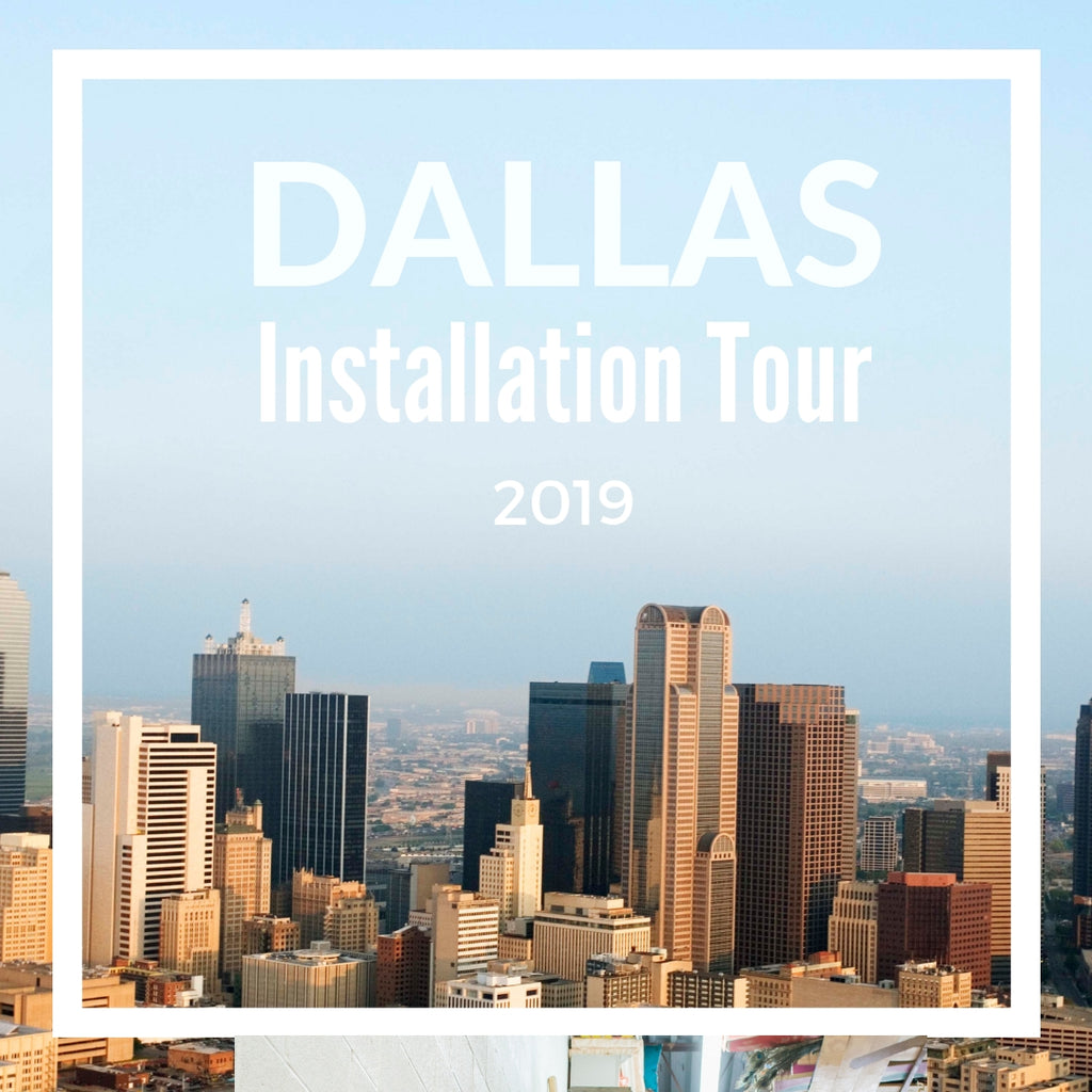 *ONE SEAT LEFT* Dallas Workshop: Floral Installations