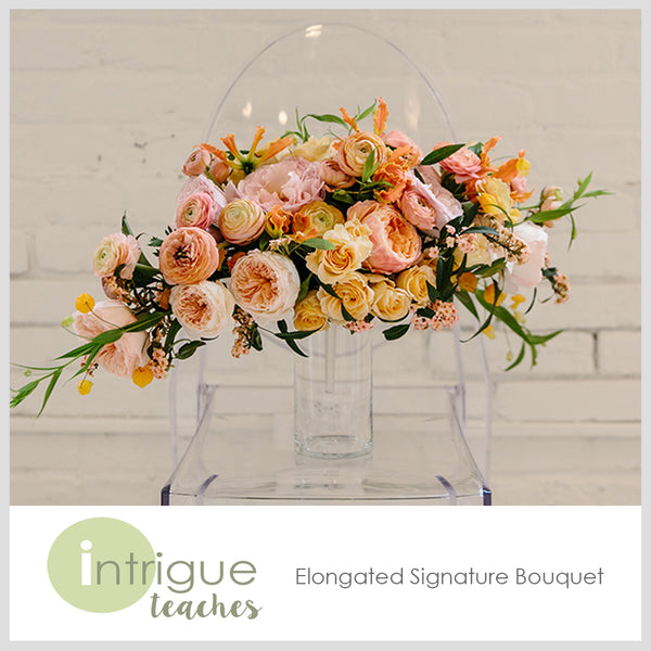 Elongated Signature Bouquet