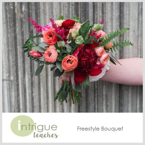 Freestyle Bouquet