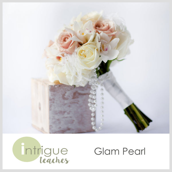 Glamorous Pearl Bouquet