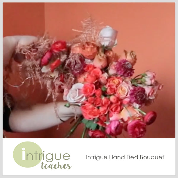 Intrigue Hand Tied Bouquet