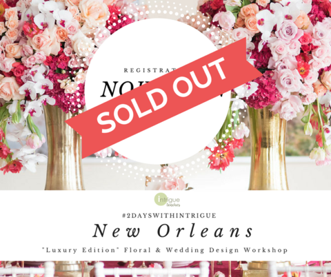 New Orleans - Luxury Design Workshop