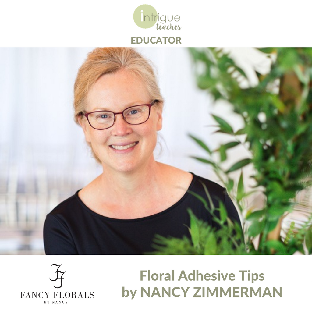 Floral Adhesive Tips