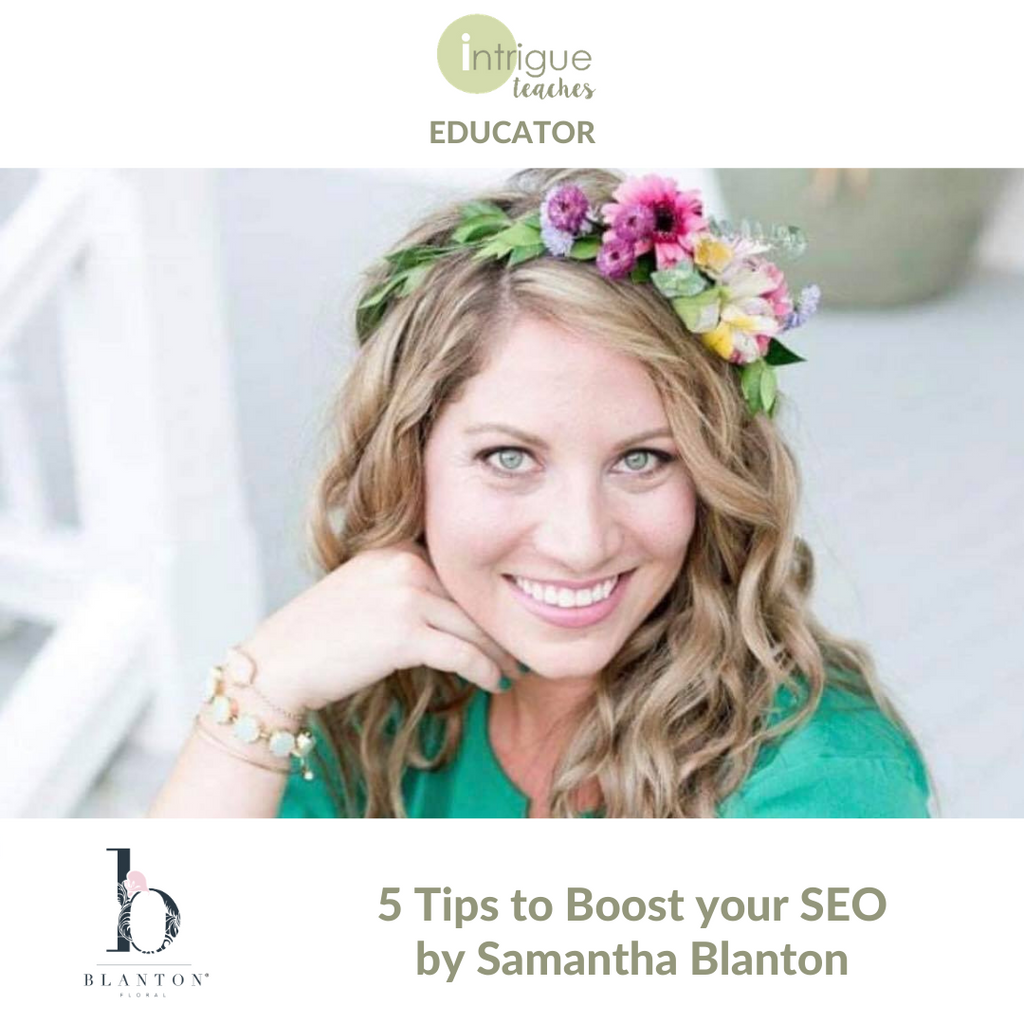 5 Tips to Boost your SEO