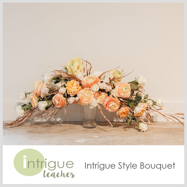 Intrigue Styled Bouquet