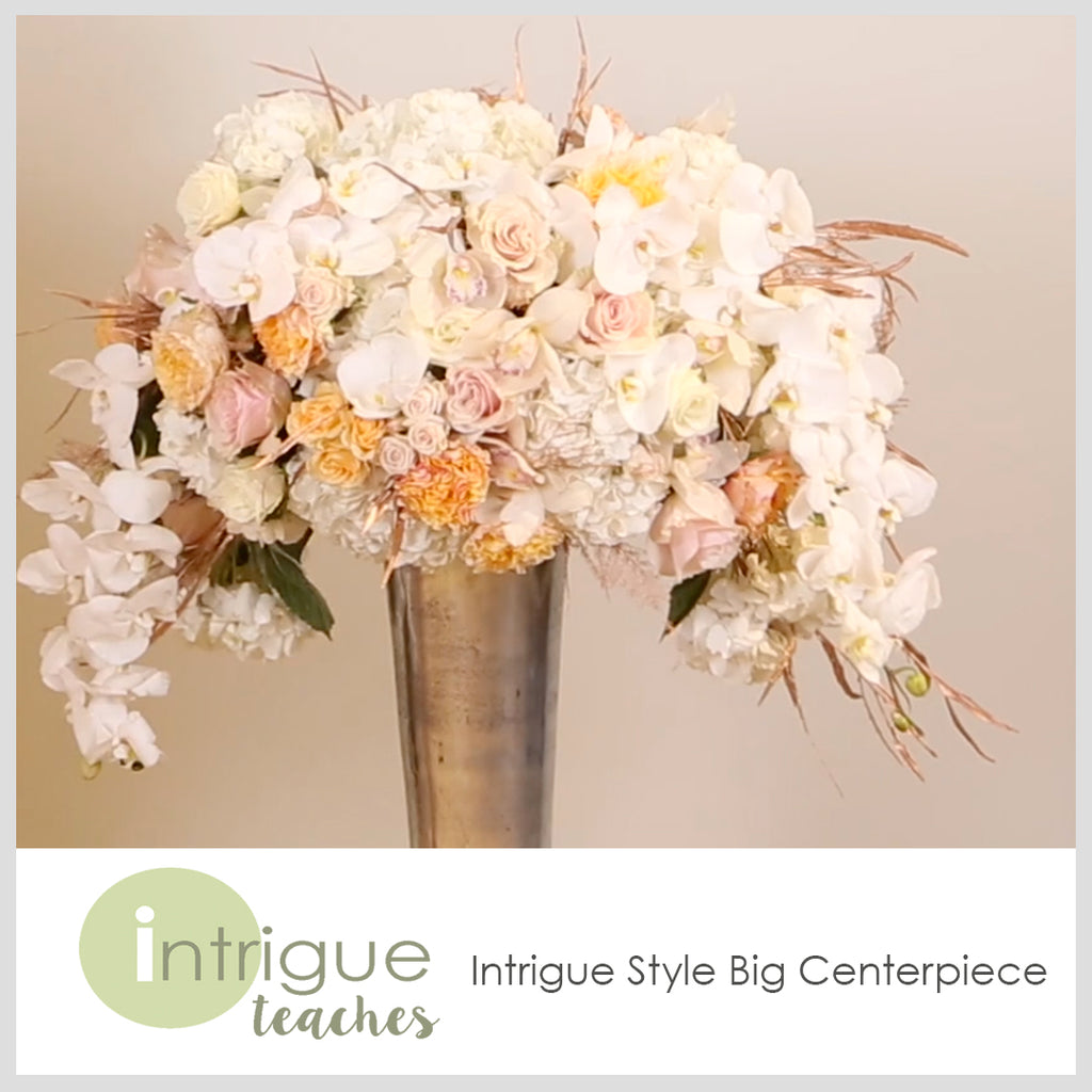 Intrigue Style Big Centerpiece