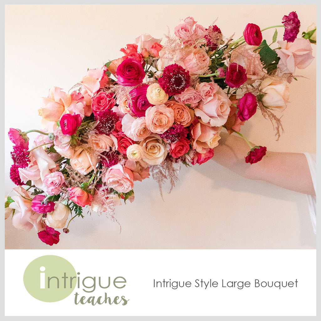 Intrigue Style Large Bouquet