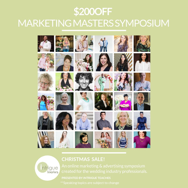 Marketing Masters Symposium