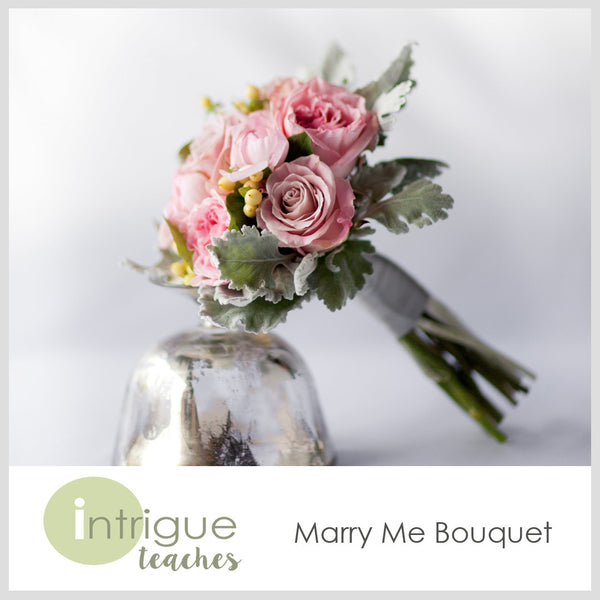 Marry Me Bouquet