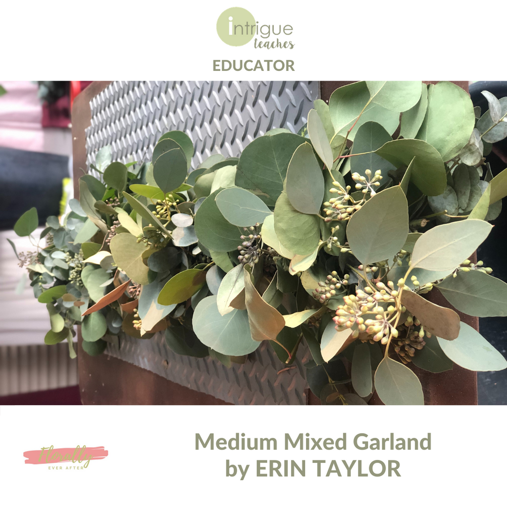 Medium Mixed Garland