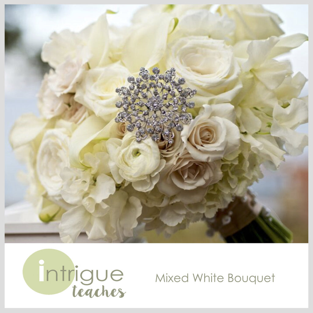 Mixed White Bouquet