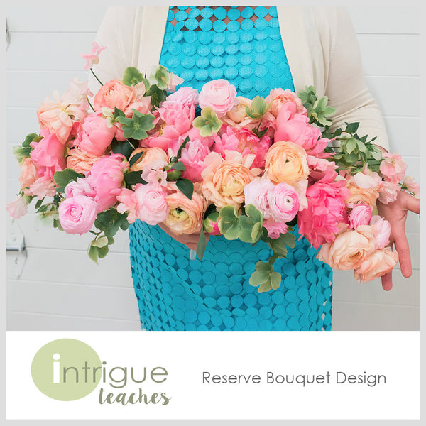 Reverse Bouquet Design