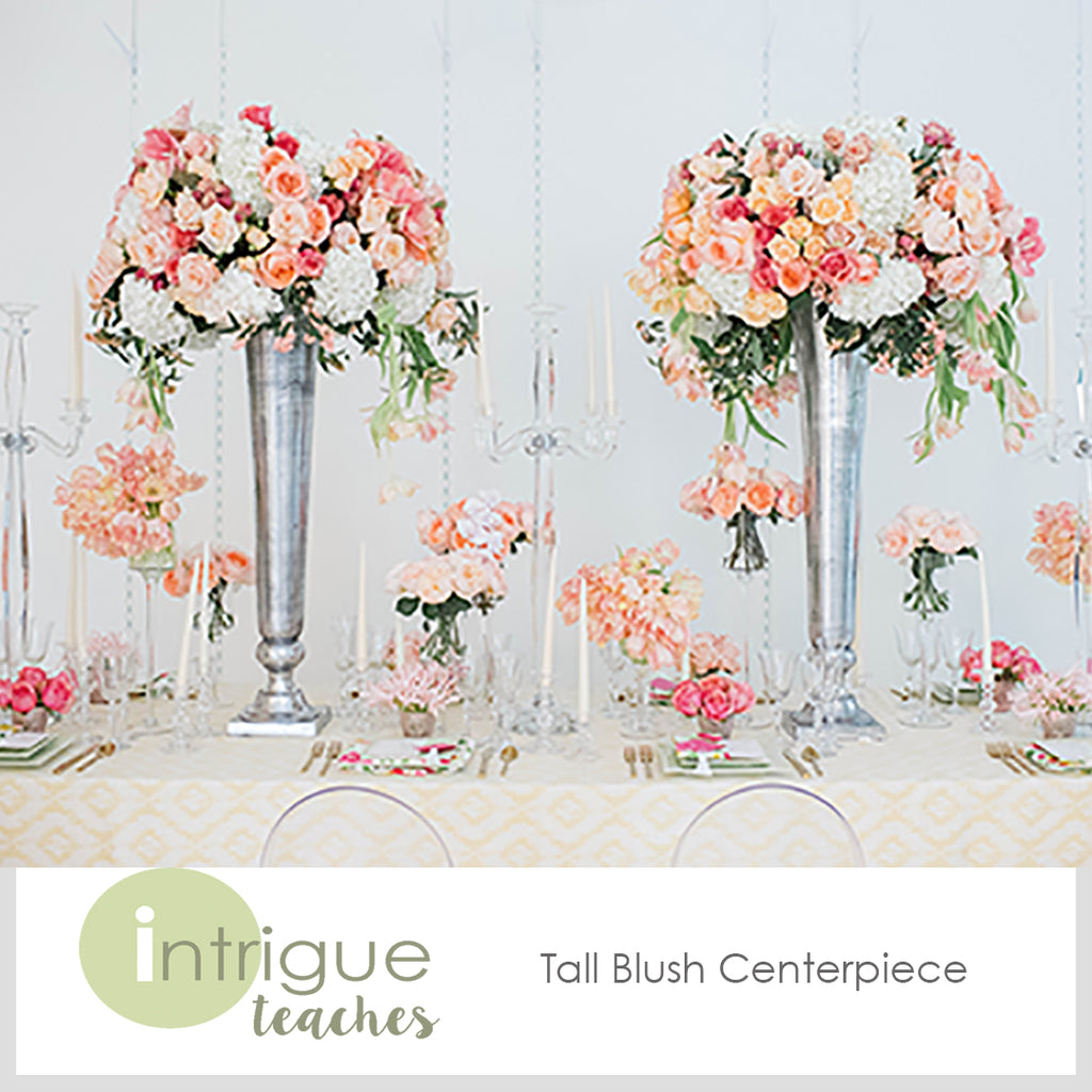 Tall Ballroom Centerpiece
