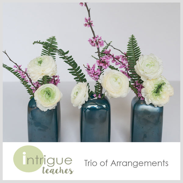Trio of Arrangements
