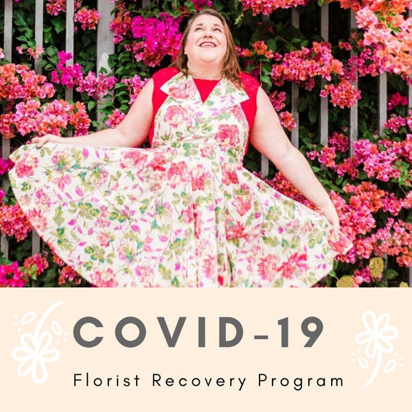 COVID-19 Florists Recovery Program