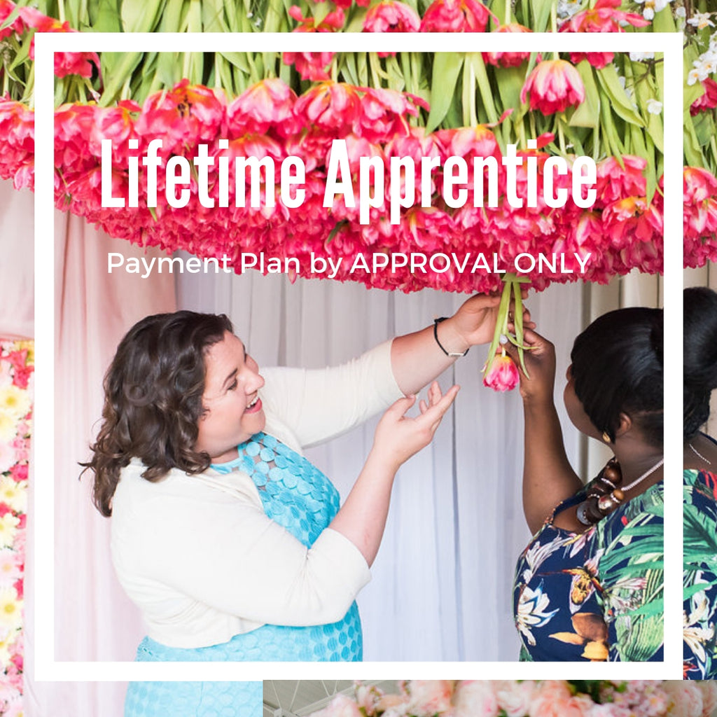 Lifetime Apprentice Membership - BY APPROVAL ONLY