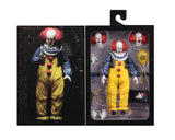 "IT (1990) - 7"" Scale Action Figure - Ultimate Pennywise v.2"