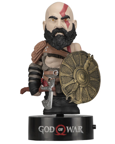 God of War (2018) - Body Knocker - Kratos