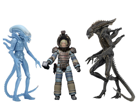 "NECA - Action Figures - Aliens - 7"" Scale Action Figures - Series 11 Assortment"