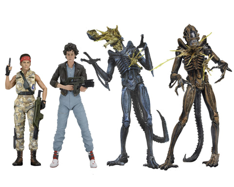 "NECA - Action Figures - Aliens - 7"" Scale Action Figures - Series 12 Assortment NECA Club"