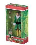 "Elf - 8"" Clothed Action Figure – Buddy the Elf"